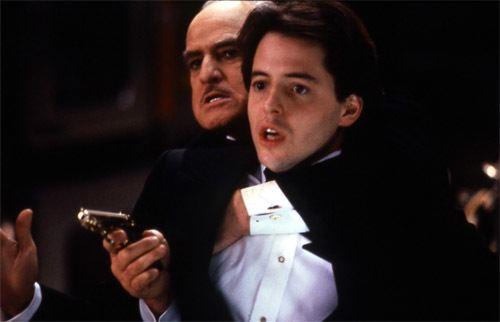 The Freshman (1990 film) Godfather and Son on THE FRESHMAN Jonathan Rosenbaum