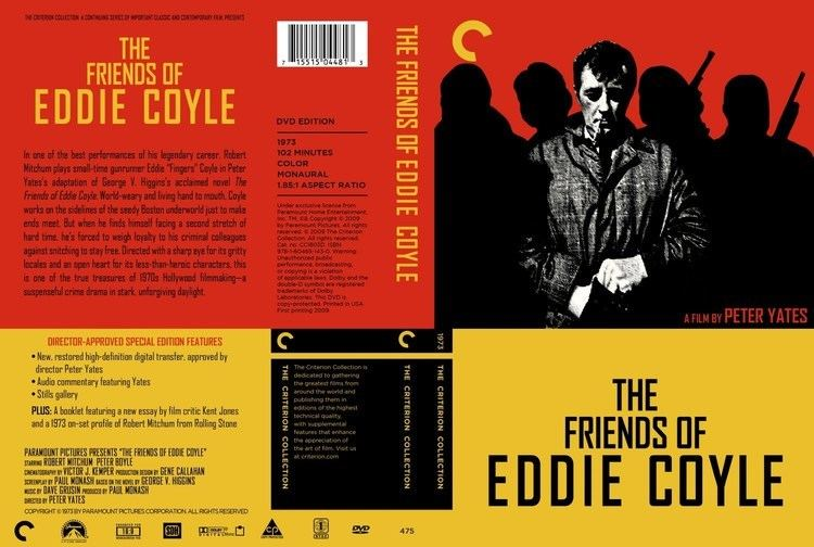 The Friends of Eddie Coyle The Friends of Eddie Coyle Movie Review and Discussion YouTube