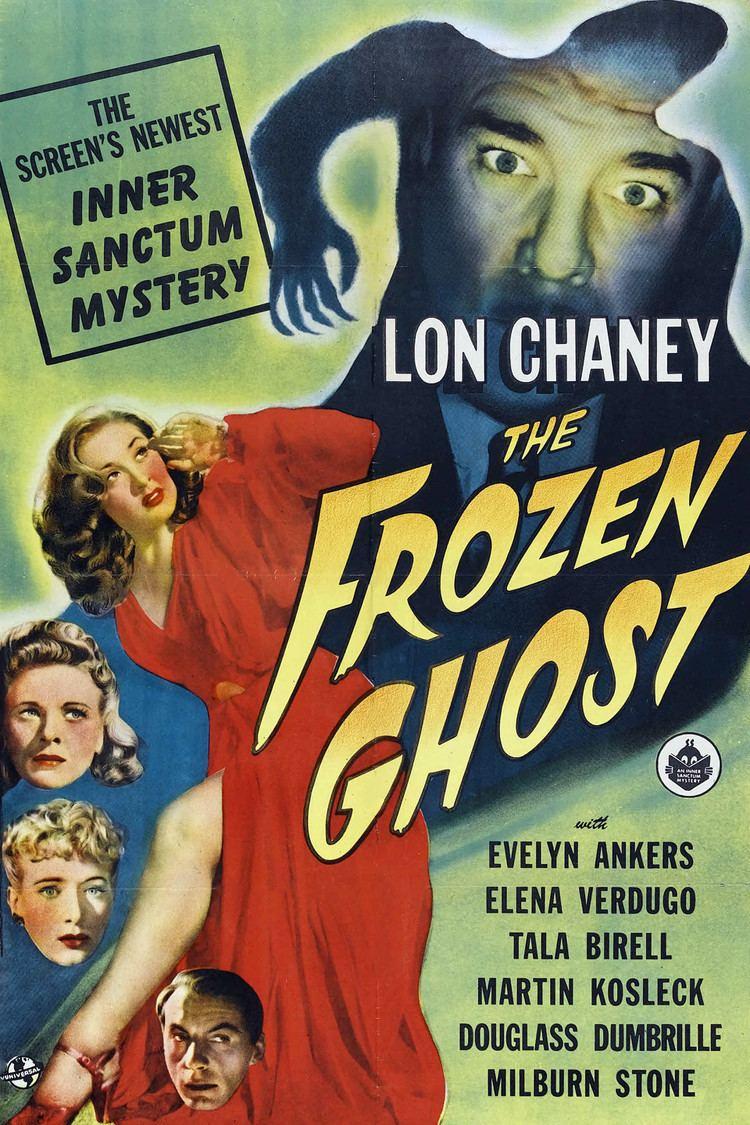 The Frozen Ghost wwwgstaticcomtvthumbmovieposters40551p40551
