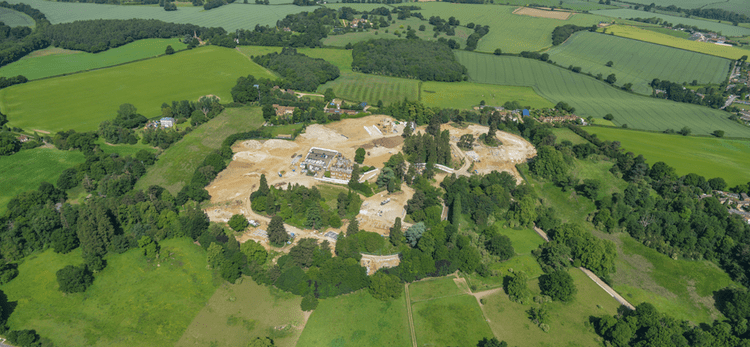 The Frythe The Frythe Hertfordshire Lands Improvement Holdings