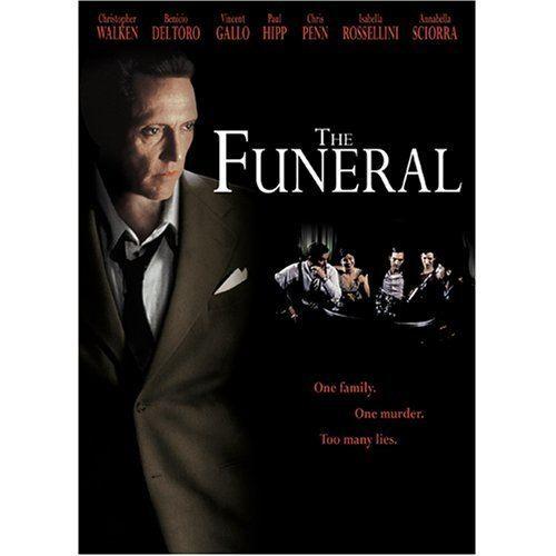 The Funeral (1996 film) Amazoncom The Funeral Benicio Del Toro Chris Penn Isabella