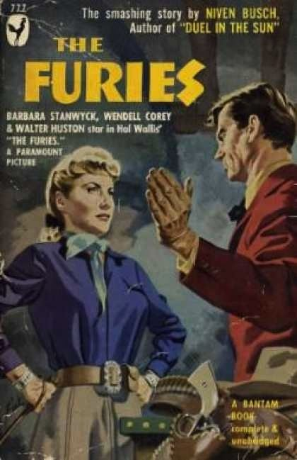 The Furies (1950 film) Anthony Mann 50 Westerns From The 50s Page 4