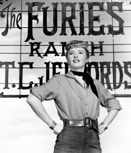 The Furies (1950 film) A Great Mann of the West The New York Sun