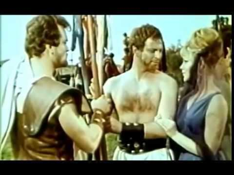 The Fury of Achilles Fury of Achilles 1962 Gordon Mitchell Jacques Bergerac Cristina
