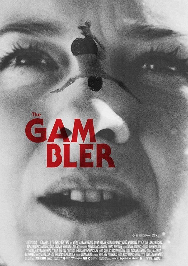 The Gambler (2013 film) Saul Bass Inspired Movie Posters For The Gambler