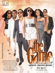 The Game (2010 film) movie poster