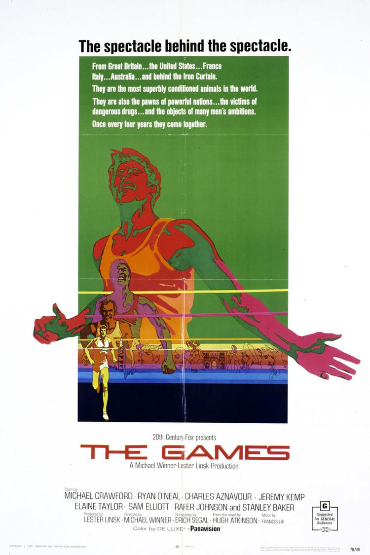 The Games (film) wwwgstaticcomtvthumbmovieposters1447p1447p