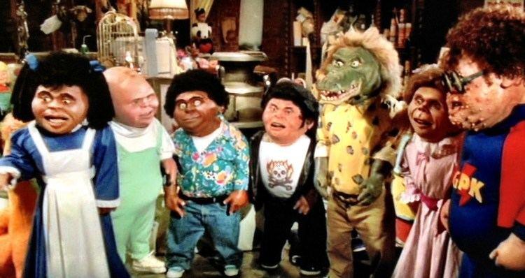 The Garbage Pail Kids Movie The Garbage Pail Kids Movie1987 RantReview YouTube