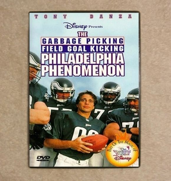 The Garbage Picking Field Goal Kicking Philadelphia Phenomenon THE GARBAGE PICKING FIELD GOAL KICKING TONY DANZA for sale