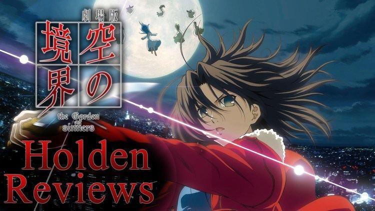 The Garden of Sinners: Overlooking View HoldenReviews Kara no Kyoukai Overlooking View