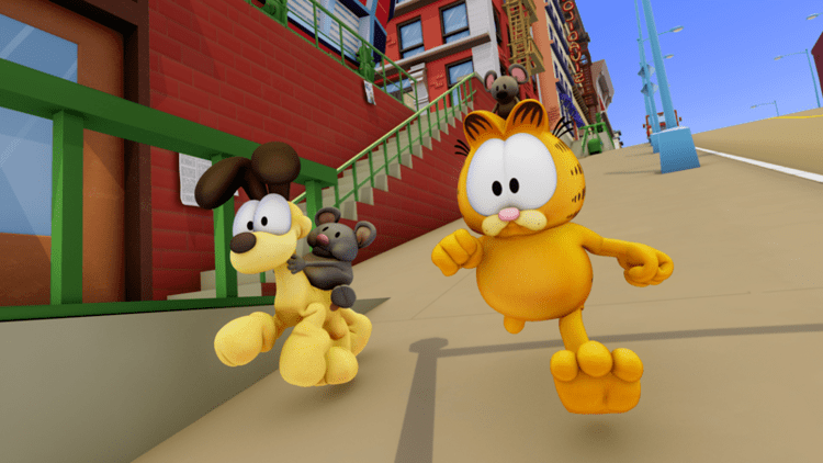The Garfield Show Alchetron The Free Social Encyclopedia