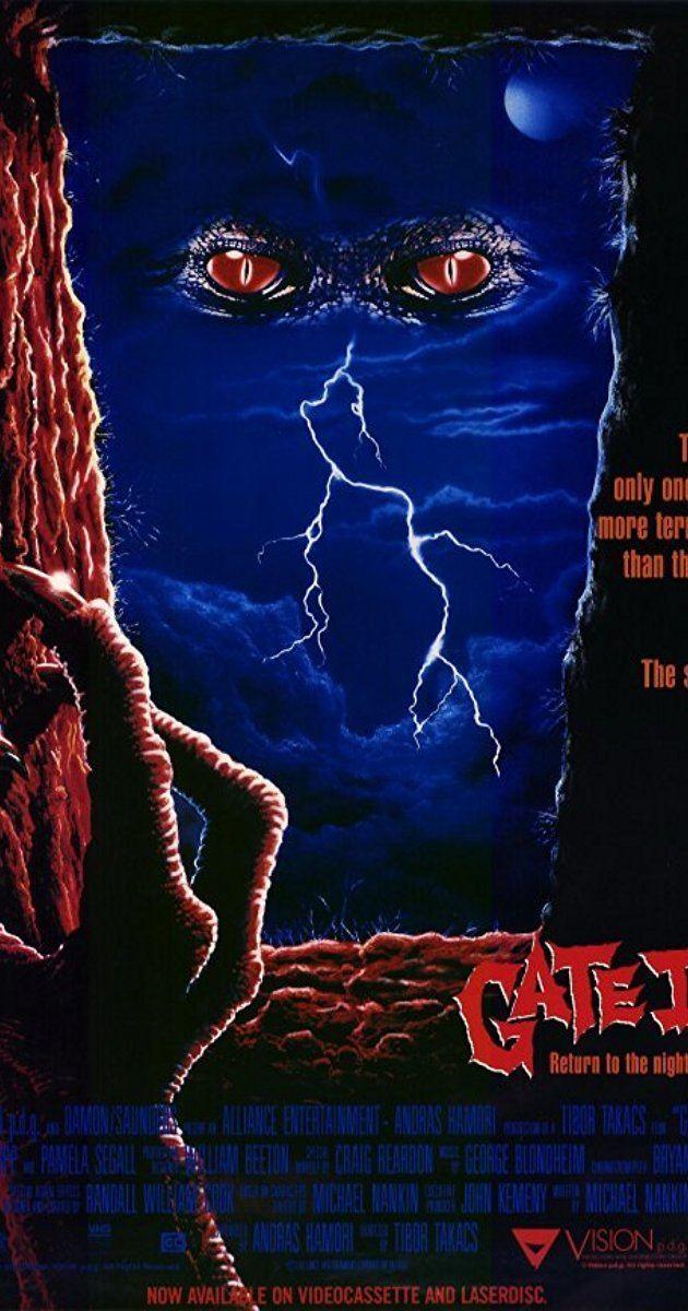 The Gate II: Trespassers Gate 2 The Trespassers 1990 IMDb
