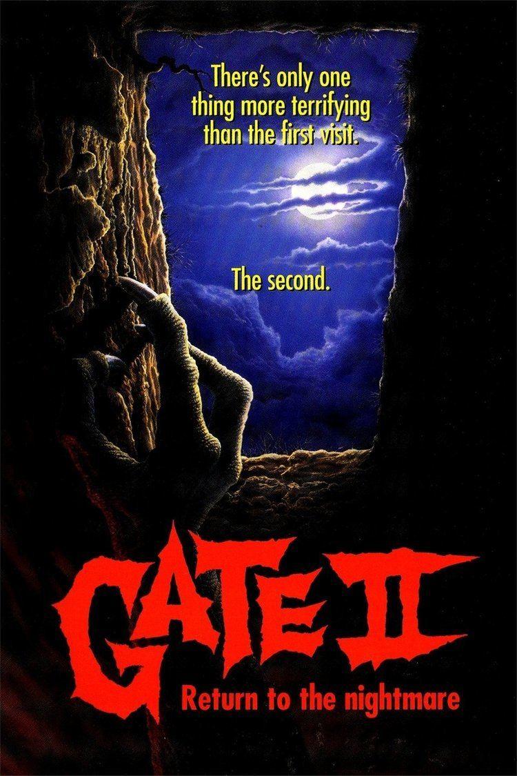 The Gate II: Trespassers wwwgstaticcomtvthumbmovieposters13757p13757