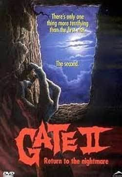 The Gate II: Trespassers Film Review The Gate II Trespassers 1990 HNN