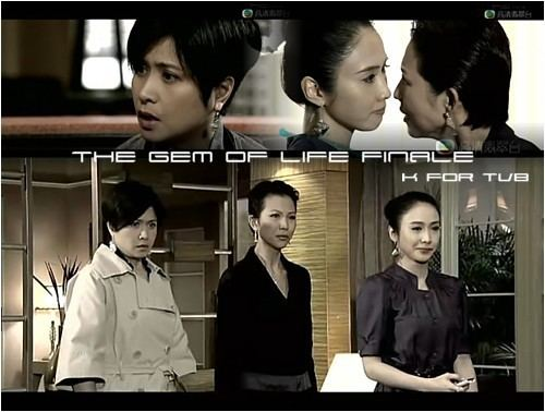 The Gem of Life The Gem of Life Approaching an end K for TVB