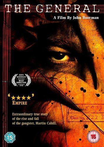 The General (1998 film) The General DVD 1998 Amazoncouk Brendan Gleeson Adrian
