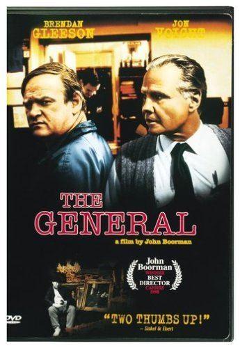 The General (1998 film) Amazoncom The General Brendan Gleeson Jon Voight Adrian Dunbar