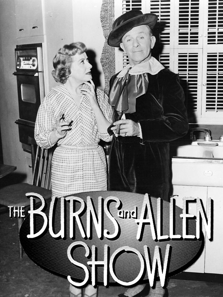 The George Burns and Gracie Allen Show The George Burns and Gracie Allen Show Cast and Characters TVGuidecom