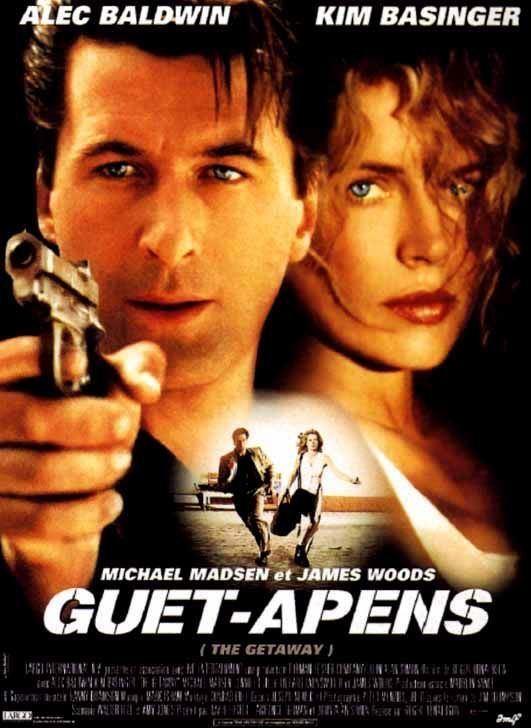 The Getaway (1994 film) The Getaway Movie Poster 3 of 3 IMP Awards