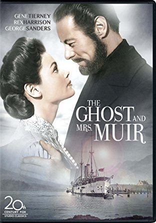 The Ghost and Mrs. Muir Amazoncom The Ghost and Mrs Muir Gene Tierney Rex Harrison