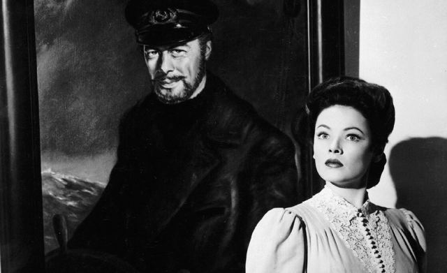 The Ghost and Mrs. Muir Guest Squee The Ghost and Mrs Muir The Movie the Book and Me