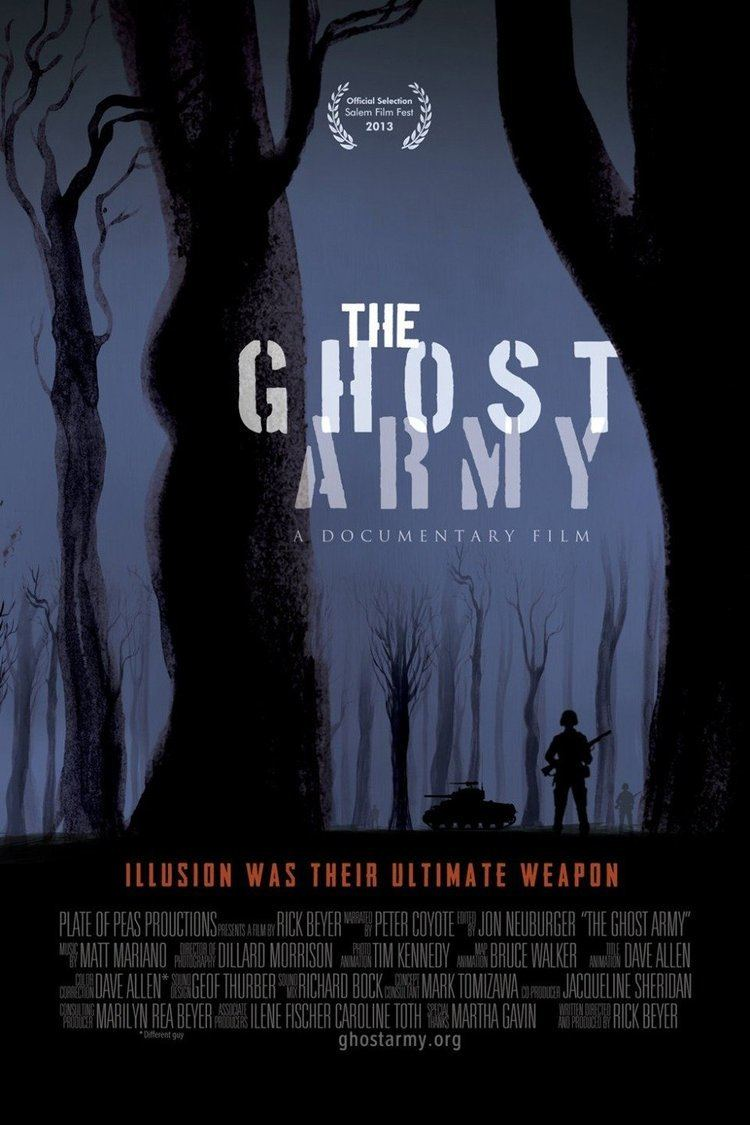 The Ghost Army (film) wwwgstaticcomtvthumbmovieposters10316809p10