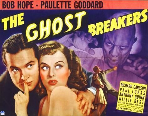 The Ghost Breakers Daily Grindhouse TRAILER TRASH THE GHOST BREAKERS 1940 Daily