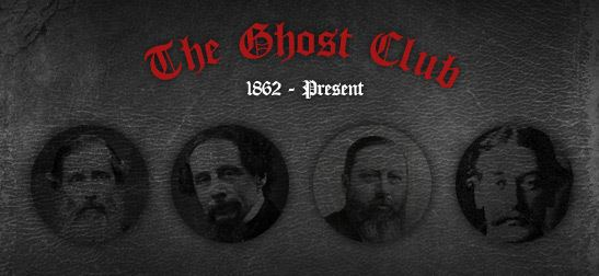 The Ghost Club A Short History of the Original Ghost Club Armchair Paranormal