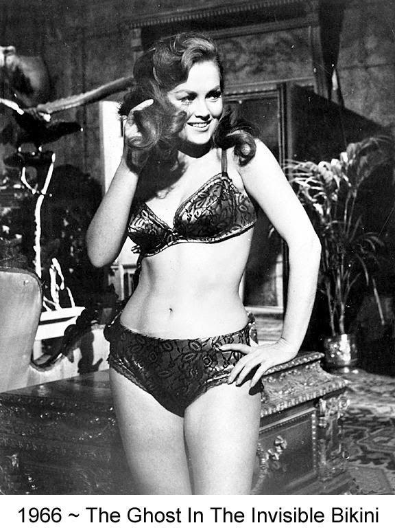 The Ghost in the Invisible Bikini Thelma Todd THE GHOST IN THE INVISIBLE BIKINI Pictures