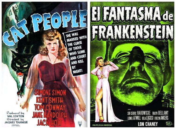 The Ghost of Frankenstein movie scenes Genre Films 1940s 4