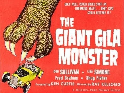 The Giant Gila Monster The Giant Gila Monster 1959 Full Movie YouTube
