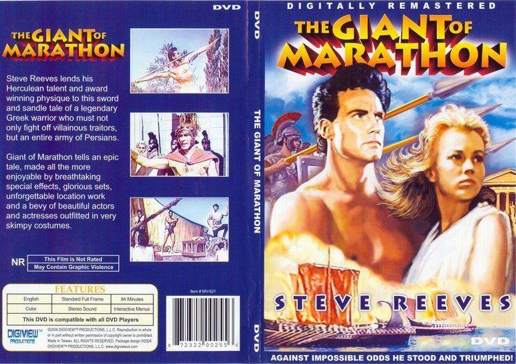 The Giant of Marathon CULTFOREVER THE GIANT OF MARATHON SPEKTAKEL 1959