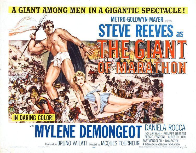 The Giant of Marathon The Giant of Marathon La battaglia di Maratona 1959 Italy