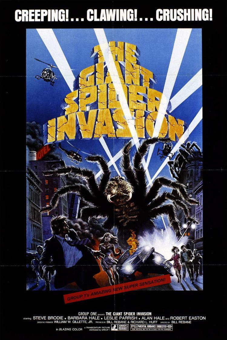 The Giant Spider Invasion wwwgstaticcomtvthumbmovieposters42171p42171