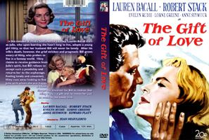 The Gift of Love The Gift Of Love 1958 DVD Lauren Bacall Robert Stack