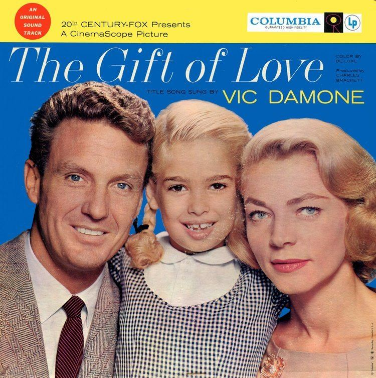 The Gift of Love The Gift Of Love 1958 Original Soundtrack Alfred Newman OST LPCD