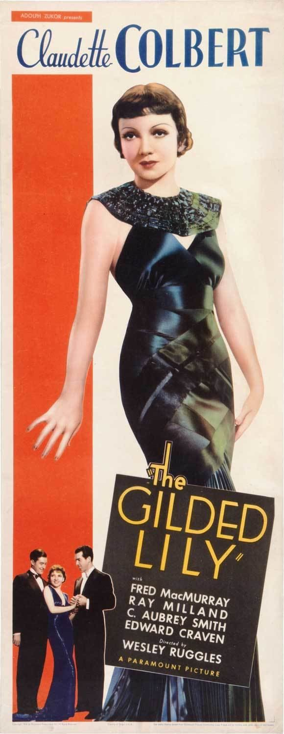The Gilded Lily (1935 film) Lauras Miscellaneous Musings Tonights Movie The Gilded Lily 1935