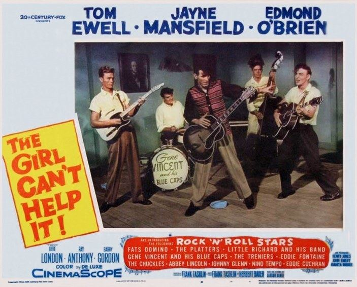 The Girl Can't Help It The Girl Cant Help It 1956