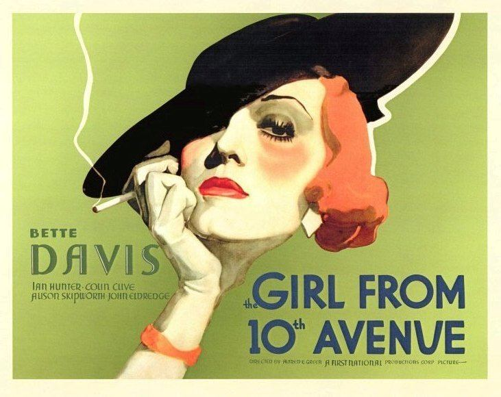 The Girl from 10th Avenue The Girl From 10th Avenue Movie Posters From Movie Poster Shop