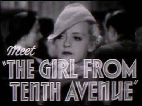 The Girl from 10th Avenue The Girl from 10th Avenue Available Now on DVD YouTube