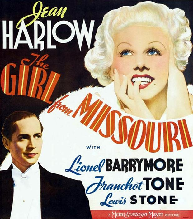 The Girl from Missouri Jean Harlows The Girl from Missouri 1934