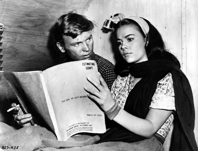 The Girl He Left Behind tab hunter 24 Femmes Per Second