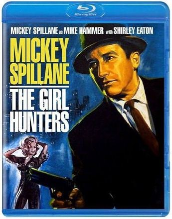 The Girl Hunters (film) BluRay Review THE GIRL HUNTERS 1963