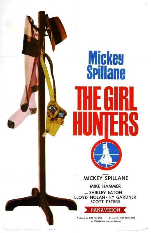 The Girl Hunters (film) Overlooked Films The Girl Hunters1963 Not The Baseball Pitcher