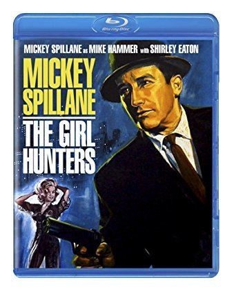 The Girl Hunters (film) Amazoncom The Girl Hunters Bluray Limited Edition Mickey