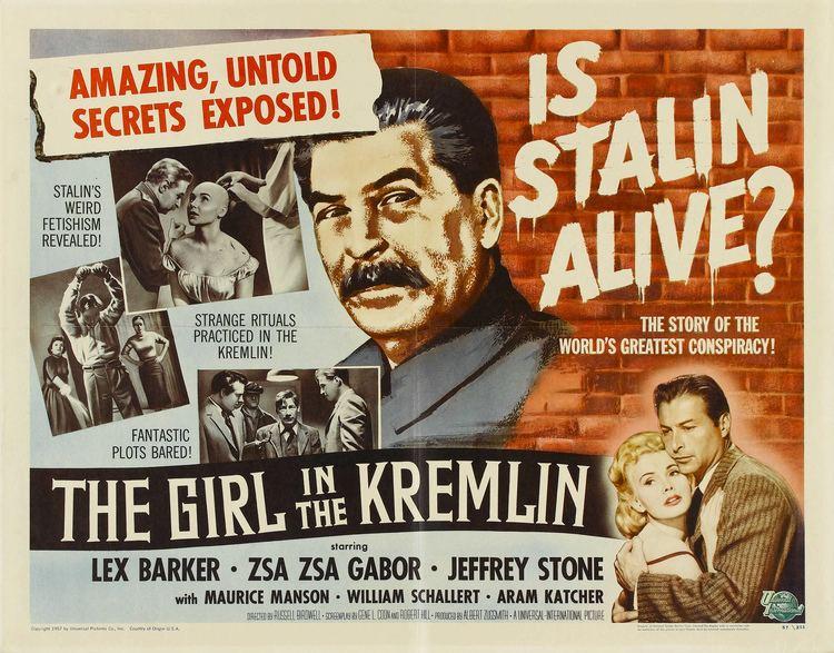The Girl in the Kremlin Girl in the Kremlin The