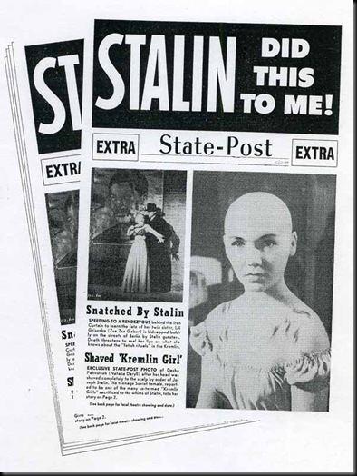 The Girl in the Kremlin Stalin fetish on film The Girl in the Kremlin Images Pictures