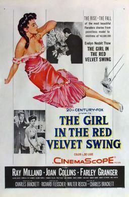 The Girl in the Red Velvet Swing The Girl in the Red Velvet Swing Wikipedia