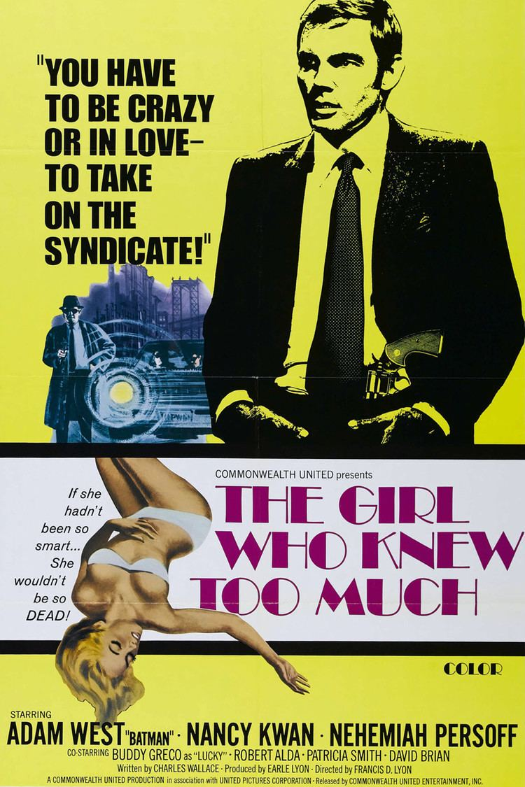 The Girl Who Knew Too Much (1969 film) wwwgstaticcomtvthumbmovieposters39310p39310