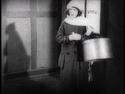 The Girl with a Hatbox The Girl with the Hatbox Senses of Cinema